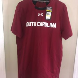 South Carolina under armour loose shirt